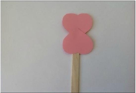 Vừa học vừa chơi: Cùng bé làm Bookmark hình hoa xinh xắn
