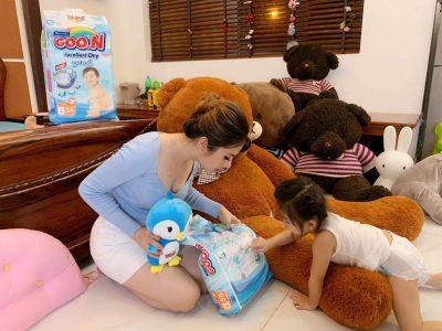"""Diễn viên Vân Trang: """"Mẹ thông thái sẽ chọn được những điều tốt nhất cho con"""""""