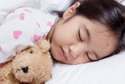 Bí quyết để con có giấc ngủ ngon