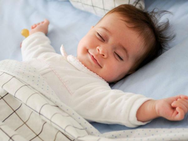 Trẻ ngủ không ngon giấc: Xử nhanh kẻo hại!