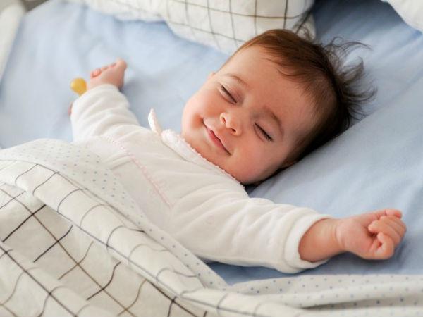 Bật mí cách giúp trẻ ngủ ngon hơn