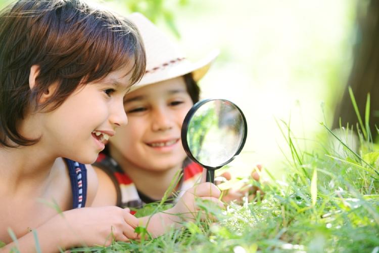 10 lợi ích không ngờ khi cho trẻ tham gia các hoạt động ngoài trời